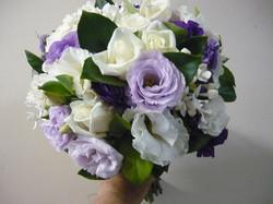 Warringah Florist Bouquet Mauve