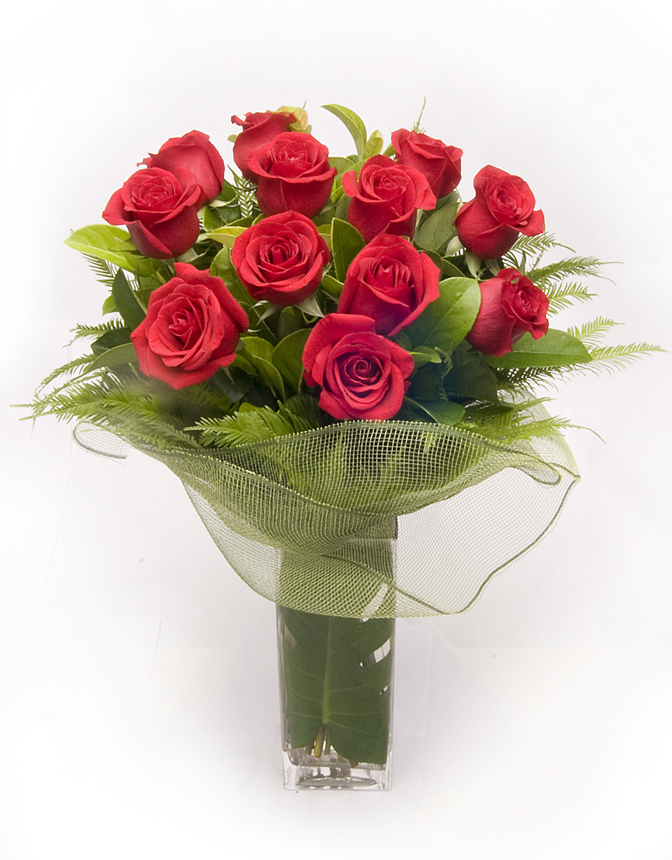 Warringah Florist red roses