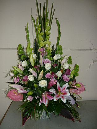 Gorgeous extra large pink assortment