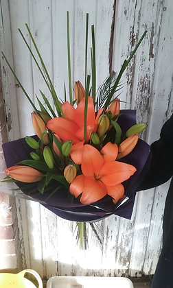 Tigerlily Bouquet