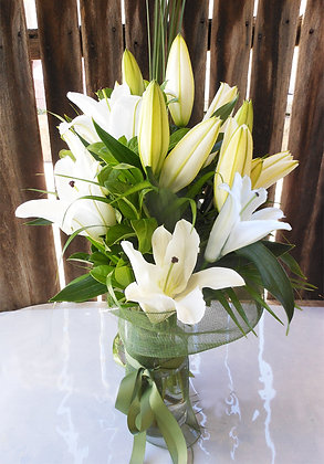 Oriental Lily Delight
