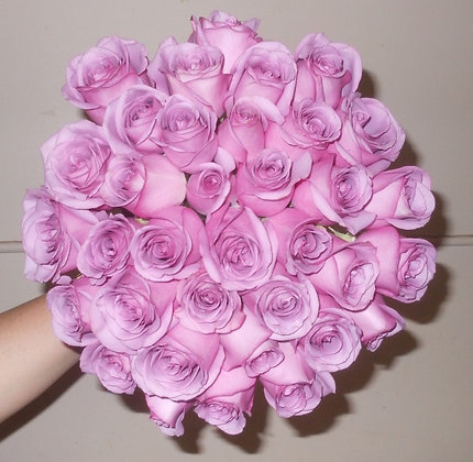 Pink Perfection Rose Bouquet