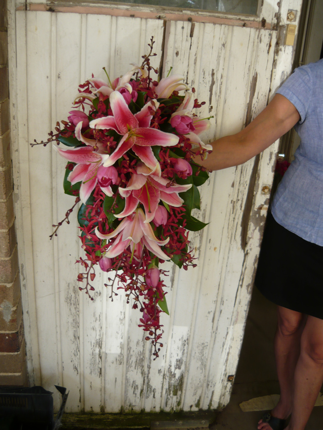 Warringah Florist Bouquet Trailing