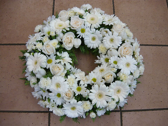 Pure wreath