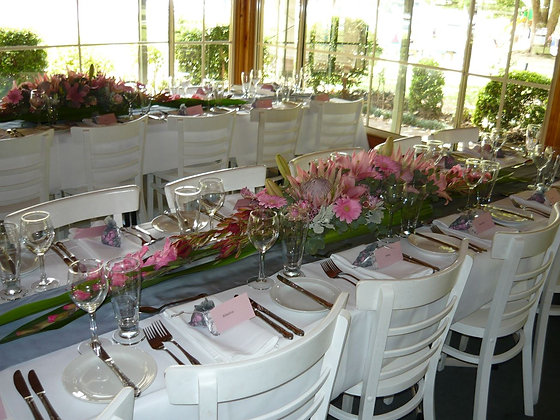 Bountiful Table Arrangement