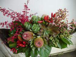 Warringah Florist Bouquet Succulent