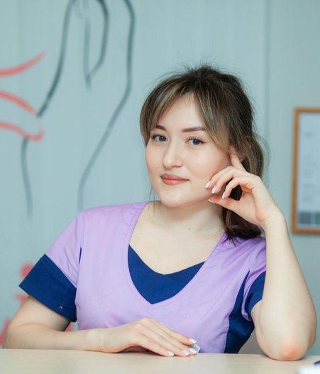 Давлетбаева Зарина Нуржановна