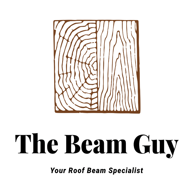 The Beam Guy a graphic of the end of a wood beam