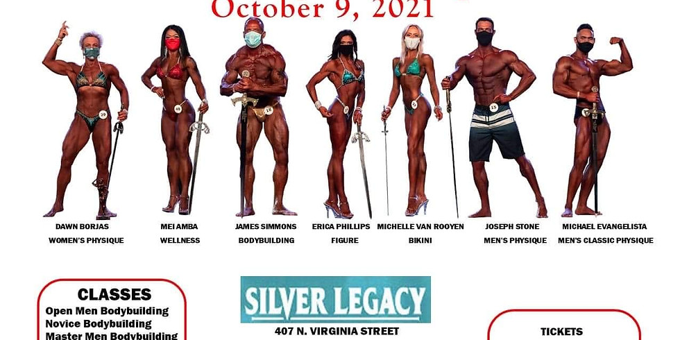NPC Nevada State Championships