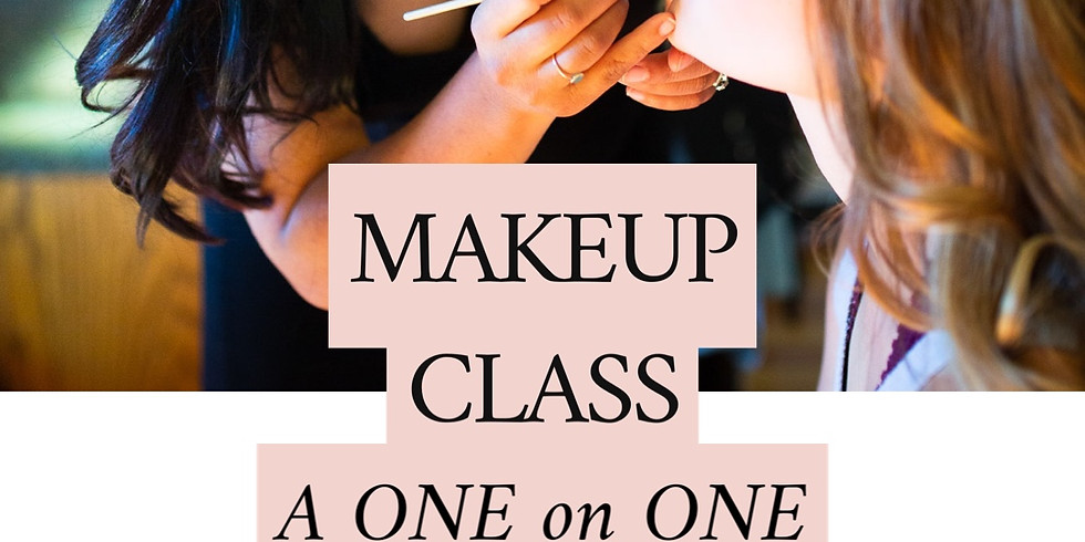 MAKE UP CLASS ONE ON ONE