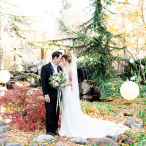An intimate wedding dream