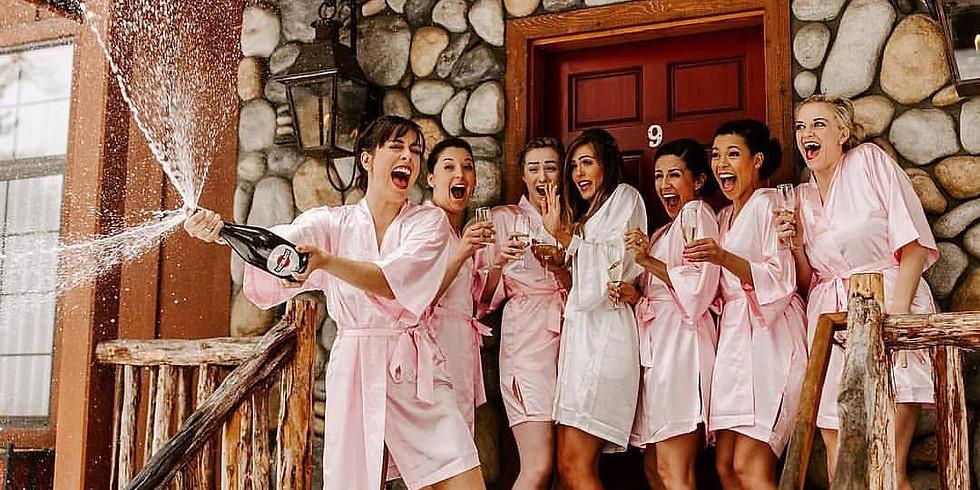 In 2 days!!! Black Bear Lodge Wedding Show Case