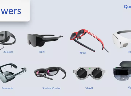Daxue Talks 94: The first pair of AR glasses for e-commerce may appear in China