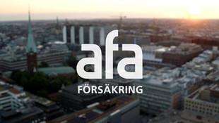 AFA FÖRSÄKRING / JOBBA MED AFA