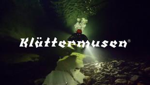 KLÄTTERMUSEN / CAVE DIVING