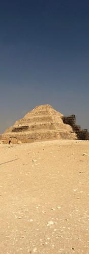 Step Pyramid - Saqqara
