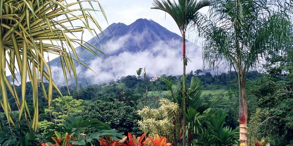 Costa Rica: February 14 - 19, 2020