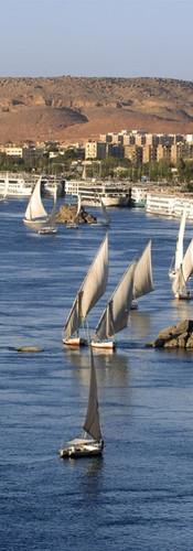 Nile River Felucca Sailing
