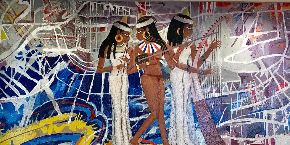 Queens of Egypt: May 31 - June 6, 2020