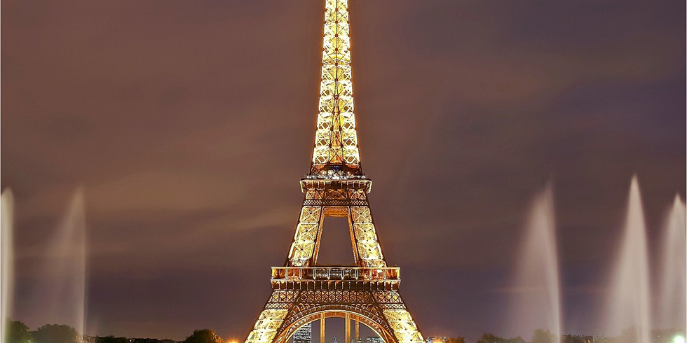 Paris, France: October 10-17, 2020