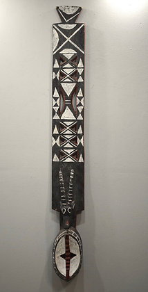 African Plank Masks