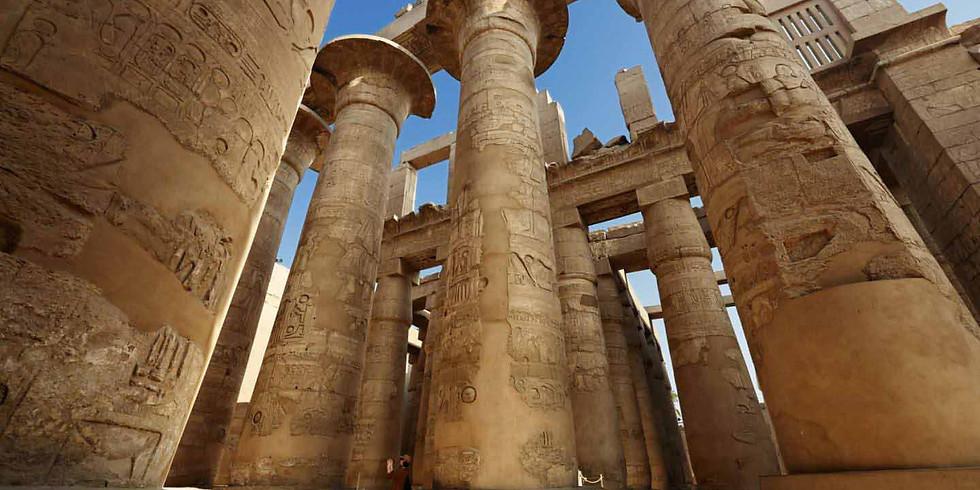 Exploring Egypt: Dec 1 - 6, 2019