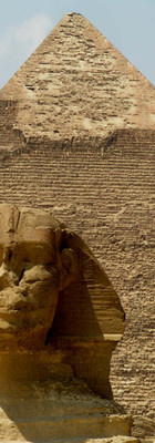 Pyramids of Giza and The Sphinx