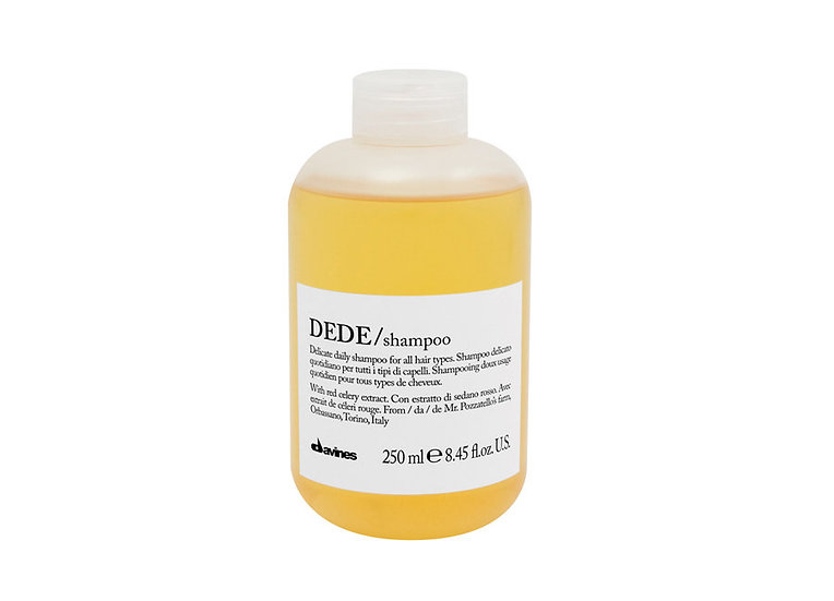 Dede Shampoo Davines  (Деликатен ежедневен шампоан)