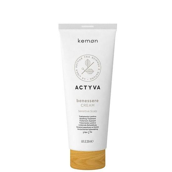 Kemon Benessere cream за чувствителен скалп