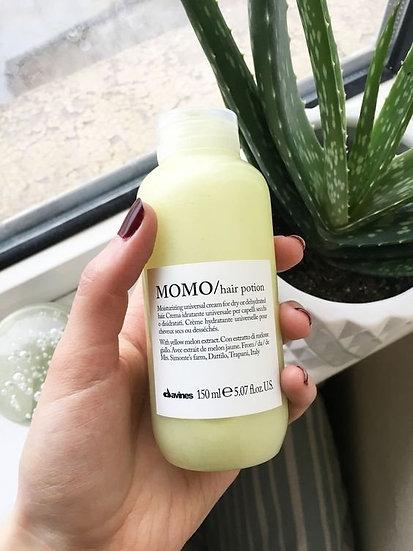 Momo Hair Lotion Davines (Хидратиращ крем за суха и дехидратирана коса)