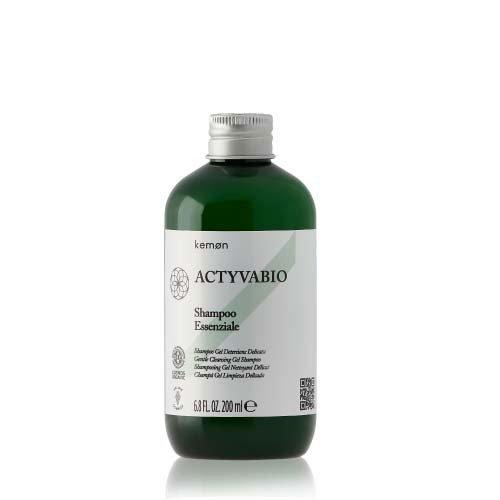 Kemon Actyva Bio Essenziale Shampoo Нежен почистващ шампоан