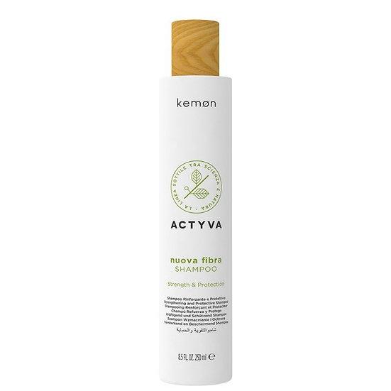 Kemon Nuova Fibra Shampoo за интензивно възстановяване