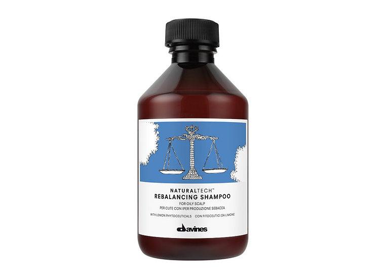Rebalansing Shampoo Davines (Шампоан за мазен скалп)