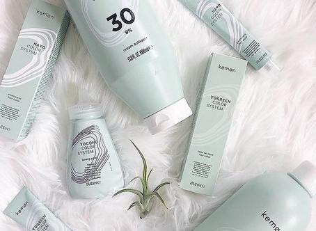 Надеждна и нежна система за боядисване на косата YoColor System: естествено докосване за здрави коси