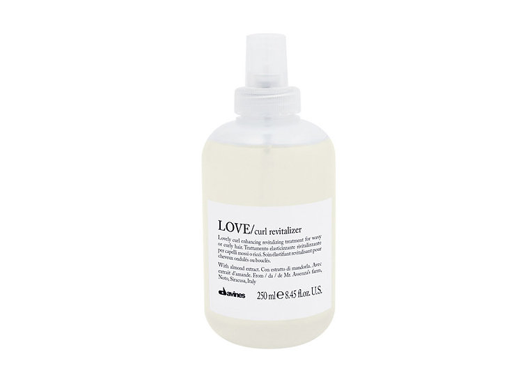 Love Curl Revitalizer Davines (Ревиталайзер за къдрава коса)