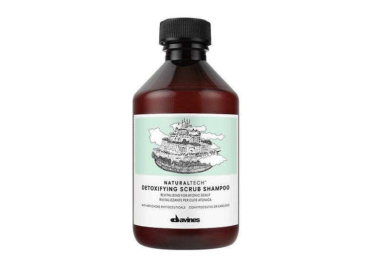 Detoxifing Scrub Shampoo Davines (Детоксикиращ шампоан)