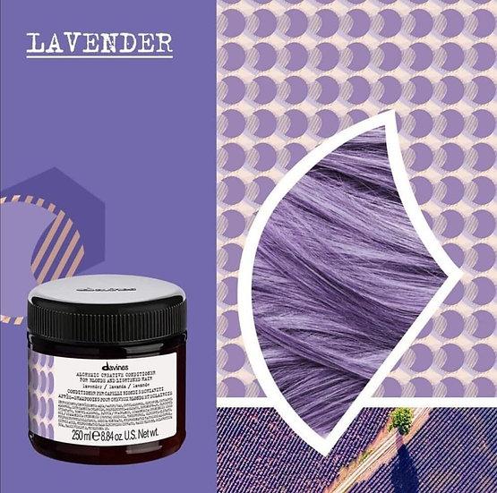 Alhemic Creative Lavender Davines conditioner