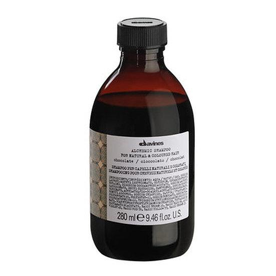 Alhemic Shocolate Davines Shampoo