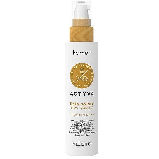Kemon Linfa Solare dry sprey (слънцезащитен сух спрей за коса)