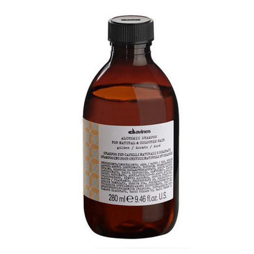 Alhemic Gold Davines Shampoo