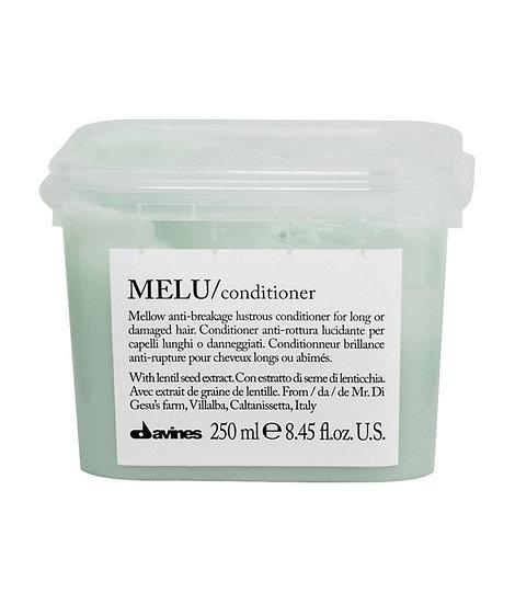 Melu conditioner Davines (балсам за дълга и увредена коса)
