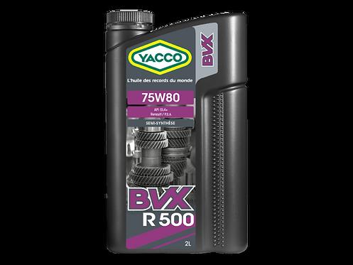 BVX R 500 SAE 75W80