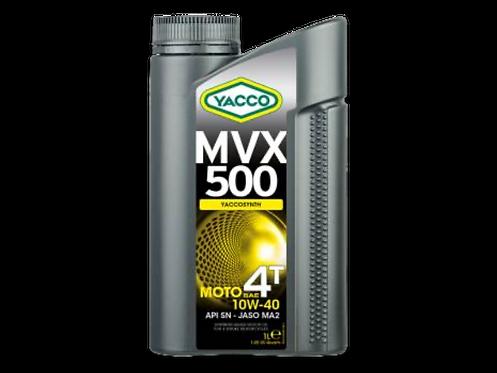 MVX 500 4T SAE 10W40