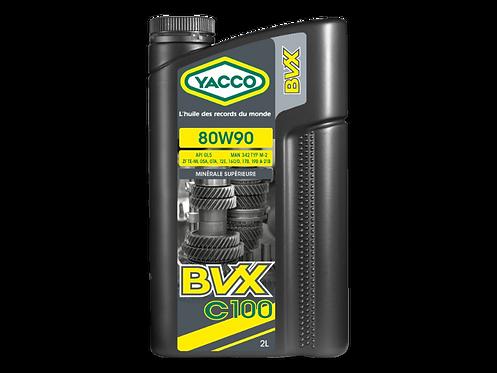 BVX C 100 SAE 80W90