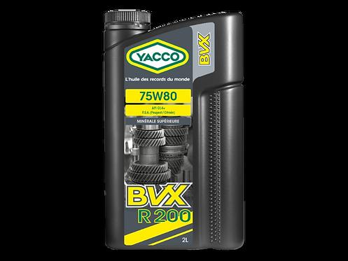 BVX R 200 SAE 75W80