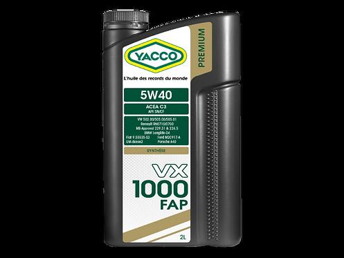 VX 1000 FAP SAE 5W40