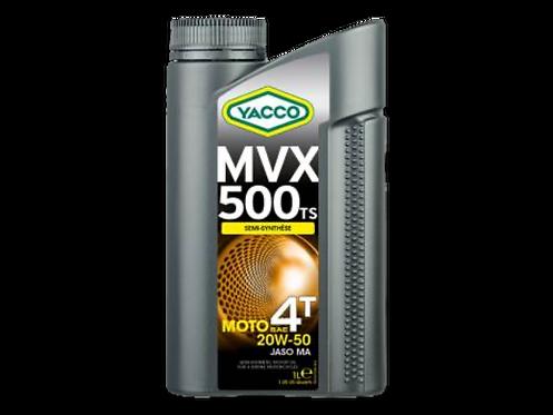 MVX 500 TS 4T SAE 20W50