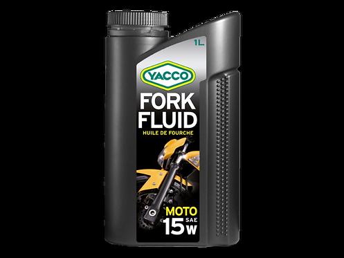 FORK FLUID SAE 15 W