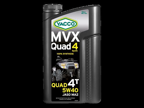 MVX QUAD 4 SYNTH SAE 5W40