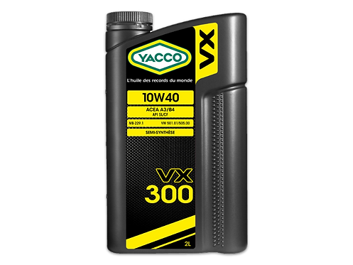 VX 300 SAE 10W40